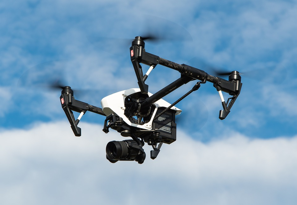 Realtors who use drones need to adhere to the rules