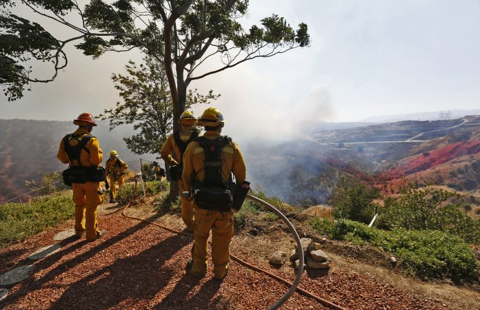 California brush fires leave homeowners with fewer choices
